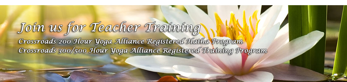 Soulspace Yoga and Wellness - Crossroads Teacher Training